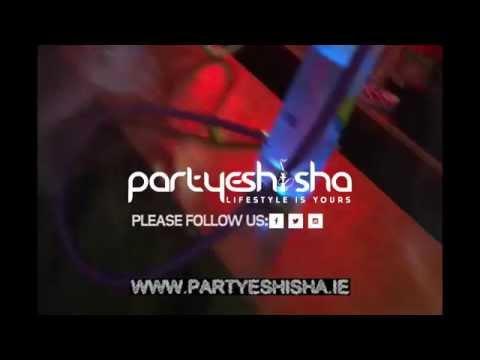 PartyeShisha Shisha September 2015 Video Promo For Baroque Wrights Veue 26092015