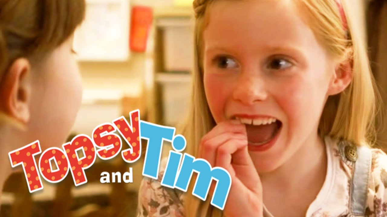 Topsy and Tim - The Tooth Fairy