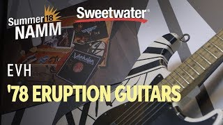 Summer NAMM 2018 EVH '78 Eruption Guitars Overview