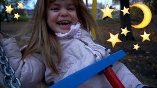 Im DUNKELN auf dem Spielplatz | #Vlog