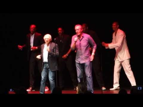 Pat Riley and Jimmy Buffett Sing Karaoke