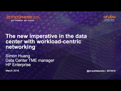 [ATM16] The New Imperative in the Data Center with Workload Centric Networking