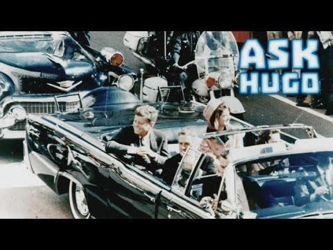 JFK Conspiracies: Ask Hugo #41