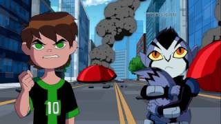 ben 10 omniverse arrested development