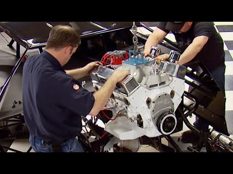 Dirt Late Model Iron Headed Engine Build - Engine Power S2, E12