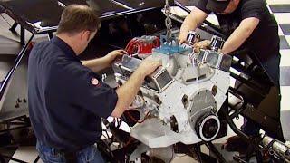 Dirt Late Model Iron Headed Engine Build - Engine Power S2, E12