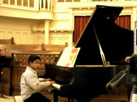Gavin Joseph's Piano Recital (Gift to be Simple & Youthful Happyness)