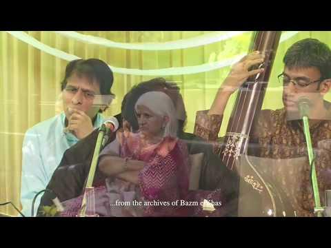 Raag- Darbaari   Ustad Rashid Khan   Bazm E Khas   Live Concert- Part(2/6)
