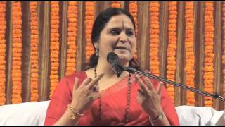 Anandmurti Gurumaa discourse 5th Feb 2016 @ GHRCE Nagpur