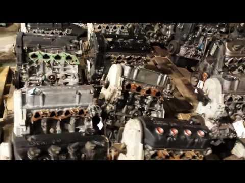 Used Japanese Honda Engines