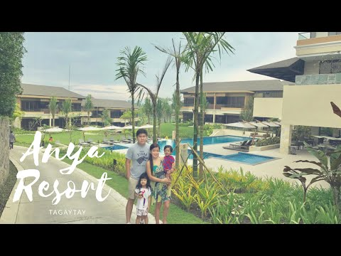 FUN ACTIVITIES WITH KIDS OUTDOOR VACATION | ANYA RESORT TAGAYTAY | BALAY DAKO
