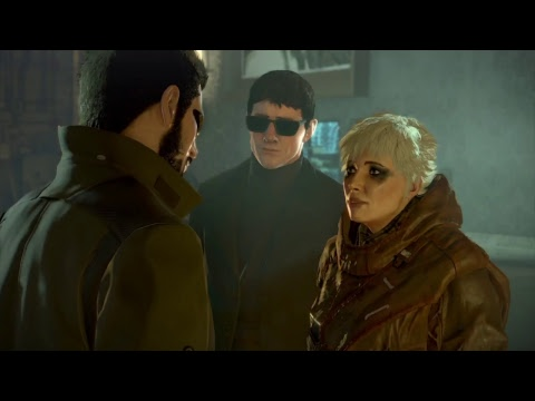 Deus Ex Mankind Divided parte 10