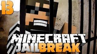 Minecraft SCHOOL JAIL BREAK | GETTING DRILLED...LEL [13]