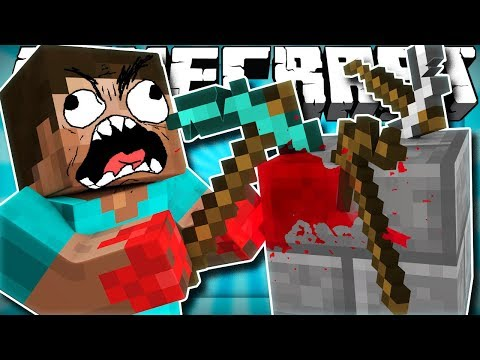 Thumbnail: If You Couldn't Break Blocks - Minecraft