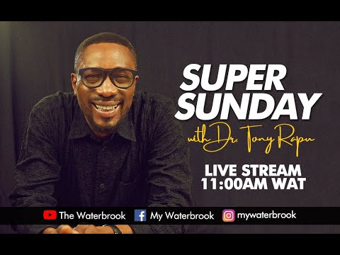 Download Super Sunday with Dr Tony Rapu