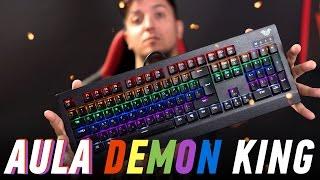 Aula Demon King: это удивительное нечто