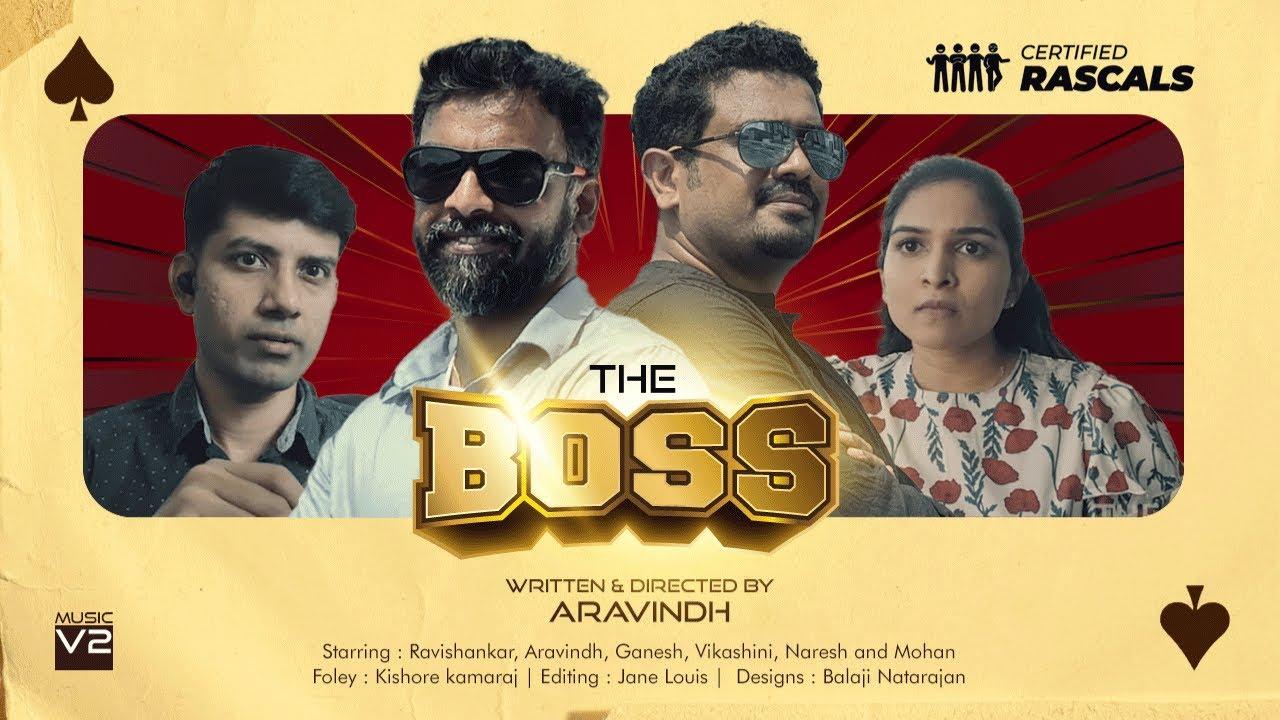 The Boss | Friday Short Film | Certified Rascals