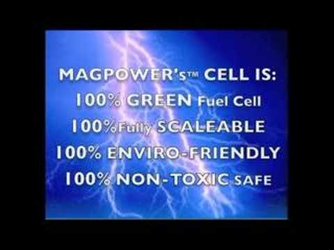 WHY® Design Represents The Magnesium Air Fuel Cell