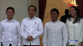 Ini Peran Generasi Milenial di Pemerintahan Jokowi - JPNN.com