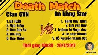 Kendo : Đà Nẵng Star - GVN - Quang Hưng Rocket 1H