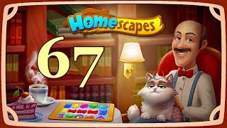 HomeScapes level 67