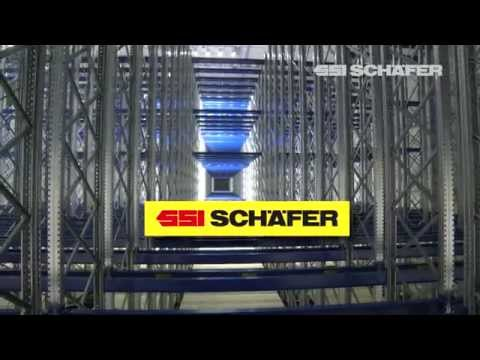 Mobile racking systems from SSI SCHÄFER increase Grolleman's storage capacity in warehouse
