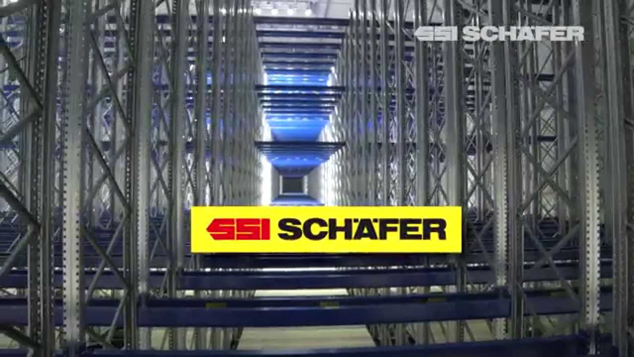 Mobile Racking Systems From Ssi Sch 196 Fer Increase Grolleman
