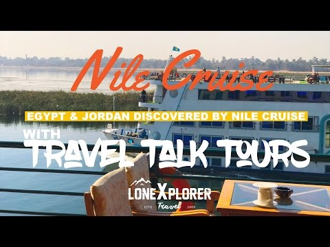 Nile Cruise with Travel Talk Tours (2016)