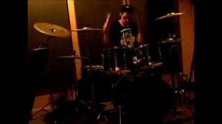 In Flames - Dial 595-Escape Drum Cover