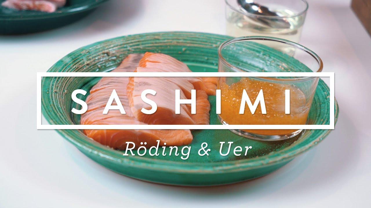 lax sashimi tommy myllymäki