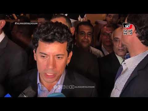 أول تعليق من وزير الرياضة على إنجاز بعثة أولمبياد الأرجنتين عقب عودتها لمصر  - 09:53-2018 / 10 / 21