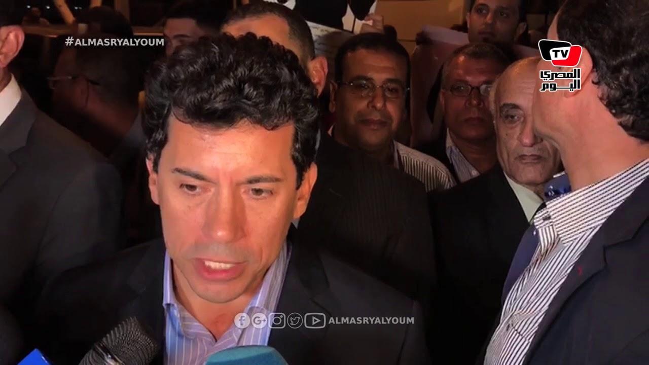 المصري اليوم:أول تعليق من وزير الرياضة على إنجاز بعثة أولمبياد الأرجنتين عقب عودتها لمصر