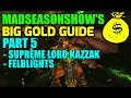 WoW Madseasonshow's BIG Gold Guide! Part 5 - Supreme Lord Kazzak - Felblights