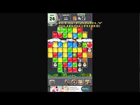 jewel blast Gem blast temple levels 60 -90 Jewel Blast : Temple HD 1080P