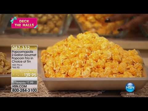HSN | Holiday Treats featuring Giannios 11.07.2017 - 07 PM