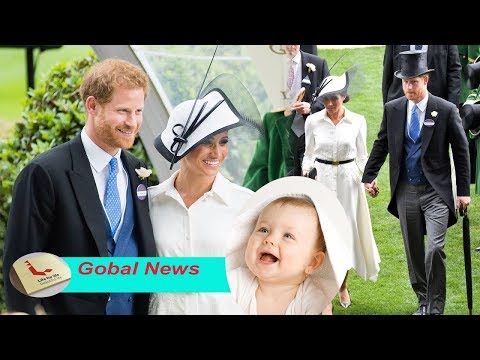 There's another baby on the way at Kensington Palace! Is Meghan looking forward to the kid?