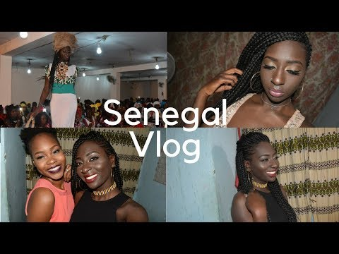 Senegal Vlog: Modeling, Hospital, Family
