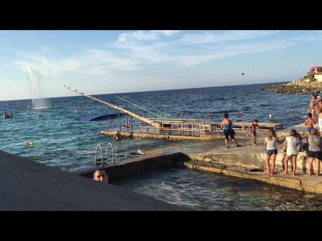 Malta traditions: The gostra game