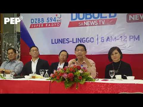 Mike Enriquez nagkomento sa isyu nina Erwin Tulfo at ABS-CBN | PEP Uncut