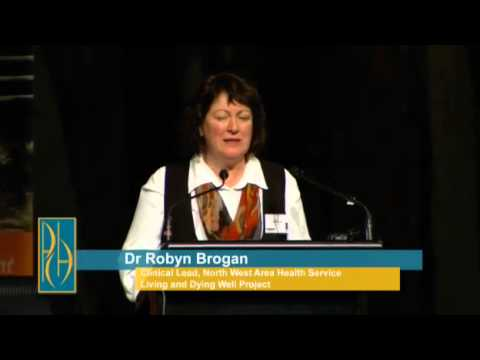 Palliative Care Australia Education Forum, May 2012 - Highlights