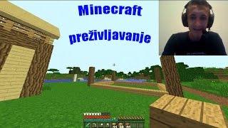 Minecraft prezivljavanje (Balkan Gameplay) #15 - Smiješne priče sa Edom