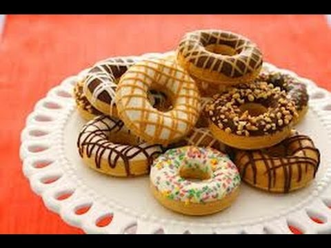 donuts caseros - 동영상