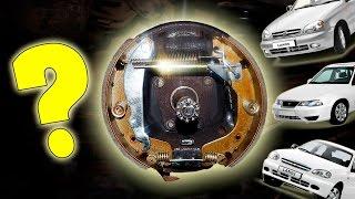 видео Как правильно поменять тормозные колодки на Ланос?