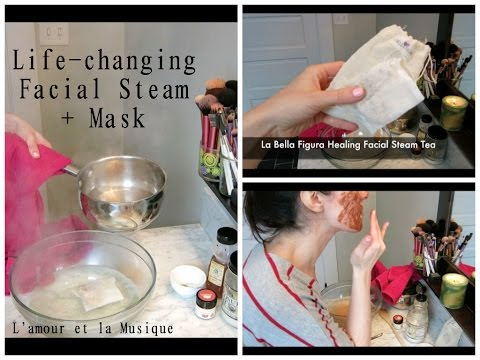 Life-Changing At-Home Facial Steam + Mask: How To | Lamour et la Musique