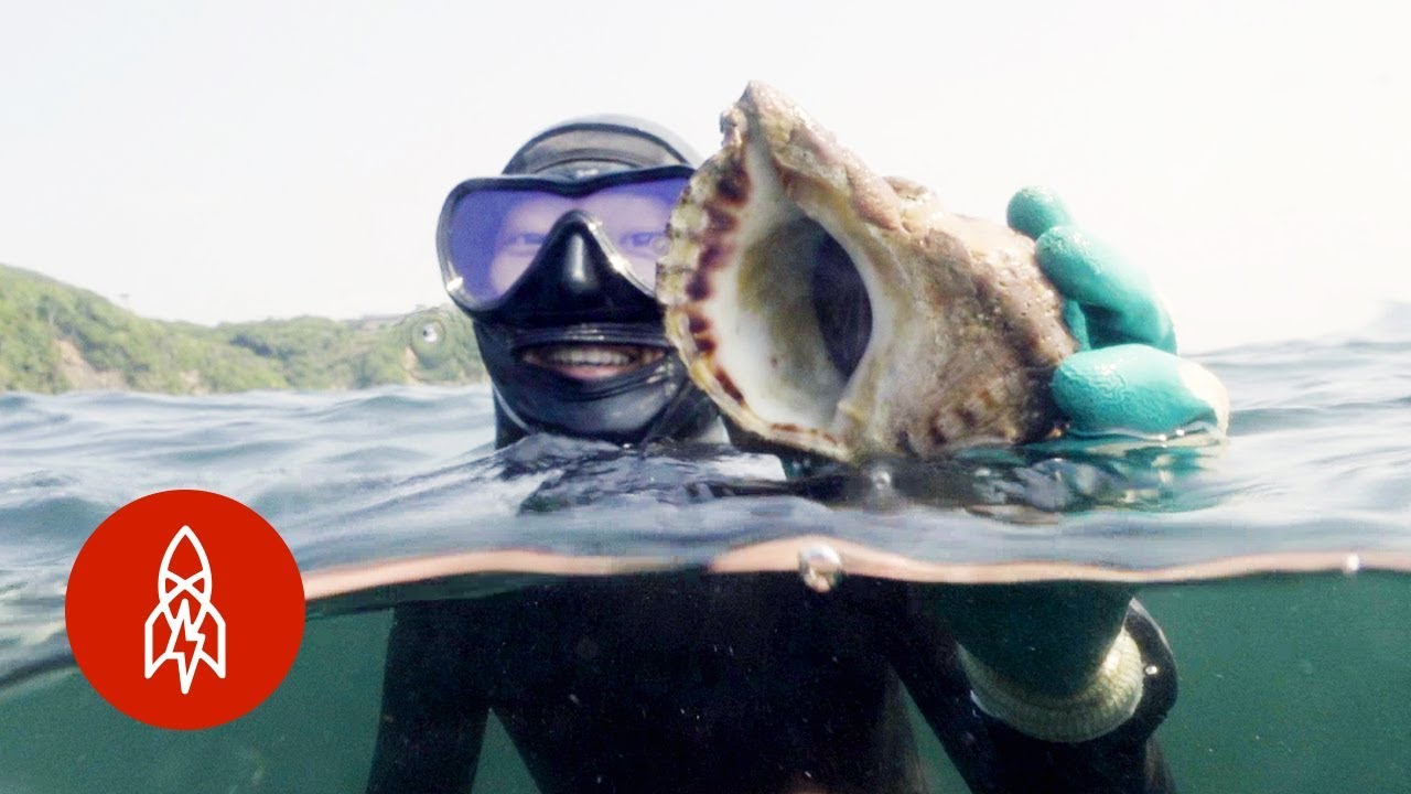 Freediving With Japan's Pearl Divers