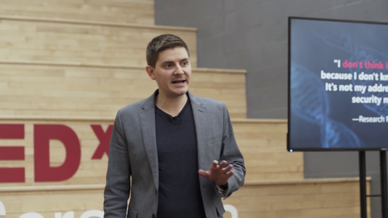 An Anthropologist on the TEDx Stage