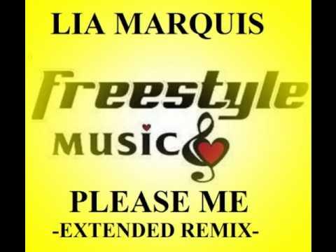Lia Marquis - Please Me - SOLITARIO (Extended) REMIX.