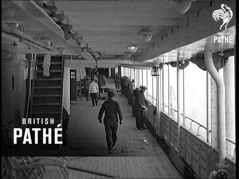 Southampton Aka Inside The Empress Of Australia (1939)