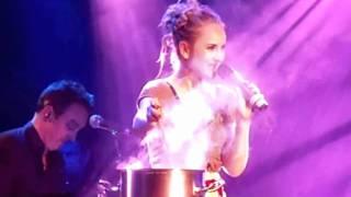 Katharine Mehrling live im Duett mit Rolf Kühn