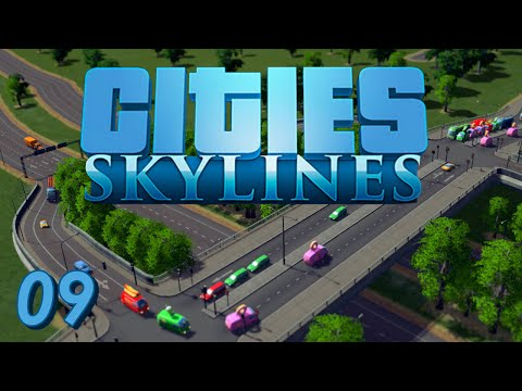 Leif Plays Cities Skylines - Asset Creator Tutorial - Episode 9